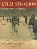 L'Illustration N° 5000. L'Ukraine et les visées pangermanistes (3 pages) - Le froid à Paris (4 pages de photos) - Hors-texte en couleurs, le buveur de ...