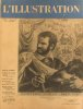 L'Illustration N° 5001. Djibouti - Sur la ligne Maginot (6 pages) - Palestine (4 pages) - Edouard Vuillard (4 pages de reproductions en couleurs) - ...