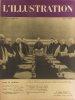 L'Illustration N° 5008. Le funérailles de Pie XI (8 pages) - Evénements d'Espagne (8 pages) - La Tchéco-Slovaquie démantelée (5 pages)…. ...