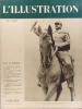 L'Illustration N° 5024. Entre la paix et la guerre par A. Grasset (4 pages) - En manœuvres avec les corps alpins suisses (4 pages) - Radio-Normandie ...