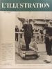 L'Illustration N° 5033. La voie sacrée de la nouvelle Chine (3 pages) - L'Allemagne civile (3 pages) - Le musée de Clermont-Ferrand (5 pages) - La ...