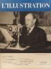 L'Illustration N° 5035. Edouard Daladier en couverture - Le pacte germano-soviétique - Archéologie aux abords de Paris - Hors-texte couleurs : Vaches ...
