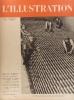L'Illustration N° 5041. La guerre. - Le champ de bataille de la Sarre - Protection des monuments parisiens - La Turquie nouvelle (suite)…. ...