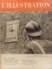L'Illustration N° 5042. La guerre. - L'action de la marine française - Quelques types d'avions récents - La Turquie nouvelle (suite)…. L'ILLUSTRATION