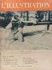 L'Illustration N° 5059. Avec la vieille ferraille on forge des armes neuves (9 pages) - Portrait hors texte en couleurs de Lord Gort, commandant en ...