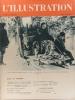 L'Illustration N° 5065. La guerre. - La Finlande - Les volcans du lac Kivu au Congo belge (4 pages couleurs par Marcel Le Tellier) - Sur le front du ...