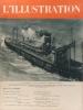 L'Illustration N° 5074. En Belgique avec les troupes britanniques - Illustration double page : Combat de chars et d'avions - Devant la ruée allemande ...