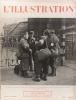 L'Illustration N° 5086. La guerre - Petite banlieue, grands voyages - Regards sur l'Asie - Touristes en uniforme - Juin-juillet 1940 au conservatoire ...