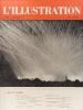 L'Illustration N° 5087. Morale d'une défaite par Abel Bonnard (3 pages) - Résurrection de 1900 par Léon-Paul Fargue (4 pages) - En Touraine (4 pages) ...