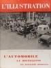 L'Illustration N° 5093. L'automobile - la bicyclette - les actualités mondiales. Guerre en Egypte - L'affaire Jean Zay - Les garrigues languedociennes ...