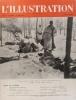 L'Illustration N° 5167. La guerre sur tous les fronts - Un nouvel hydravion transatlantique le Potez-161 (4 pages en couleurs, aquarelles de Géo Ham) ...