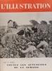 L'Illustration N° 5194. La guerre - Vendanges à Vouvray (Couverture et 2 pages) - Le cimetière huguenot de Berlin (2 pages)…. L'ILLUSTRATION