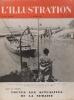 L'Illustration N° 5202. La guerre en Afrique du Nord - En croisière sur le Niger, de Gao à Mopti (couverture et 5 pages) …. L'ILLUSTRATION