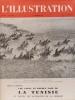 L'Illustration N° 5205. La guerre - Carte double-page de la Tunisie - Le centenaire de la comédie humaine (3 pages) - Pontcarral, film avec Pierre ...