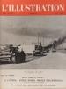L'Illustration N° 5206. La guerre - A l'opéra (4 pages en couleurs, aquarelles de Raymond Brenot) - Le pétrole dans le Sud-Ouest (3 pages).... ...