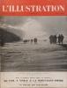 L'Illustration N° 5208-5209. La guerre sur le front de l'Est - Le vol à voile à la Montagne Noire (4 pages en couleurs, aquarelles de Géo Ham)…. ...