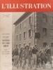 L'Illustration N° 5221. La guerre - Souvenirs d'un Paris agreste (2 pages en couleurs) - François Fresneau, le père du caoutchouc (2 pages) - Le lycée ...