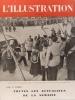 L'Illustration N° 5222. La guerre - Bombardements sur la banlieue parisienne - Allocution du Maréchal Pétain du 4 avril 1943 - La vie rurale dans les ...