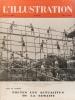 L'Illustration N° 5233. La guerre - La nécropole de Souvigny en Bourbonnais (3 pages) - La rénovation de l'industrie du bâtiment (3 pages)…. ...