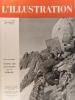 L'Illustration N° 5243. La guerre - Villequier et Victor Hugo (3 pages) - Les recherches hydrauliques sur modèles réduits (3 pages) - Prises de vue en ...