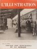 L'Illustration N° 5252. La guerre - Le cinquantenaire du destroyer (3 pages) - Le Sipeg, train de secours pour les victimes des bombardements (4 ...
