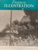 France illustration N° 80. Grèves dans la Ruhr, Autour de la Méditerranée, Les réseaux français par Rémy, L'Auvergne... 12 avril 1947.. Collectif : ...