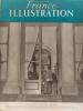 France illustration N° 84. Le musée de la synagogue - Premier mai de crise - Manœuvres en Italie - Scènes de la vie au Tibet - De Grasse à Menton.... ...