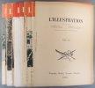 L'Illustration 1939 : numéros du 9 septembre au 30 décembre, sauf le numéro de Noël. 16 numéros (5036 à 5052, sauf 5050). Avec la table des matières. ...