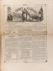 La France illustrée N° 194. Gravures intérieures : Lord Salisbury, Le bal (double-page par Job) 17 août 1878.. Collectif : LA FRANCE ILLUSTREE