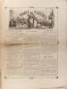 La France illustrée N° 206. Gravures intérieures : Funérailles de Mgr Dupanloup, évêque d'Orléans (5 gravures)…. LA FRANCE ILLUSTREE