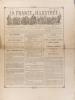 La France illustrée N° 301. Gravures intérieures : M. Fréchette, poète canadien - Le R.P. Claver - La lumière électrique à Paris.... LA FRANCE ...