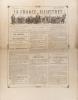La France illustrée N° 308. Gravures intérieures : La cathédrale de Cologne (double-page et 4 gravures), Inondations de Bretagne 23 octobre 1880.. ...