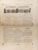 La France illustrée N° 312. Gravures intérieures : Siège des Prémontrés - M. Campenon, avocat à la Cour - Expulsions des congrégations à Marseille ...