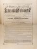 La France illustrée N° 317. Gravures intérieures : Affaire de Mme la Duchesse de Chevreuse (2 gravures) - Affaire de Mgr Cotton, évêque de Valence - ...