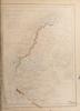 Carte de la Suède - Norwège et Danemark. Carte extraite de l'Atlas universel et classique de géographie ancienne, romaine, du moyen âge, moderne et ...