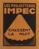 """Catalogue d'accessoires automobiles de la marque """"Impec"""". Projecteurs, lanternes, rétroviseurs…. TERRADE ET REY"""