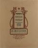 Catalogue des anciens établissements H. Bullier. Pompes pour cycles, motos et autos… Robinets, graisseurs.. CATALOGUE H. BULLIER 1926