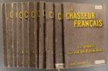 Le chasseur français, année 1932 incomplète. Du numéro 502 (janvier 1932) au numéro 513 (décembre 1932). Il manque le N° 503 de mars 1932.. LE ...