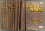 Le chasseur français, année 1932 incomplète. Du numéro 527 (février 1934) au numéro 537 (décembre 1934). Il manque le numéro de janvier.. LE CHASSEUR ...