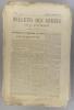 Bulletin des armées de la République N° 50. Réservé à la zone des armées. Contient le tableau d'honneur, citations à l'ordre de l'armée.. BULLETIN DES ...