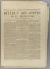 Bulletin des armées de la République N° 134. Réservé à la zone des armées. Contient le tableau d'honneur, citations à l'ordre de l'armée.. BULLETIN ...