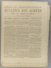 Bulletin des armées de la République N° 136. Réservé à la zone des armées. Contient le tableau d'honneur, citations à l'ordre de l'armée.. BULLETIN ...