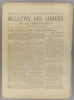 Bulletin des armées de la République N° 137. Réservé à la zone des armées. Contient le tableau d'honneur, citations à l'ordre de l'armée.. BULLETIN ...