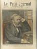 Le Petit journal, Supplément illustré N° 290 : M. Le Marquis de Noailles, ambassadeur à Berlin. (Gravure en première page). Gravure en dernière page: ...