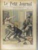 Le Petit journal - Supplément illustré N° 979 : La catastrophe ferroviaire de Longjumeau. (Gravure en première page). Gravure en dernière page: Une ...