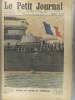 """Le Petit journal - Supplément illustré N° 1127 : Hommage aux marins du sous-marin """"Le Vendémiaire"""". (Gravure en première page). Gravure en dernière ..."""