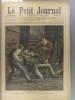 Le Petit journal - Supplément illustré N° 856 (incomplet) : Le crime de Langon (Gravure en première page). Gravure en dernière page : Panique dans un ...