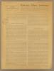 Lettres à tous les Français N° 1. Patience - Effort - Confiance, par Emile Durkheim.. LETTRES A TOUS LES FRANÇAIS