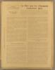 Lettres à tous les Français N° 2. La paix que les Allemands voudraient faire, par Ernest Lavisse.. LETTRES A TOUS LES FRANÇAIS