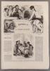 La maison Nucingen.. BALZAC Honoré de Illustré de gravures sur bois de T. Johannot - Staal - Bertall - Daumier - E. Lampsonius, etc.